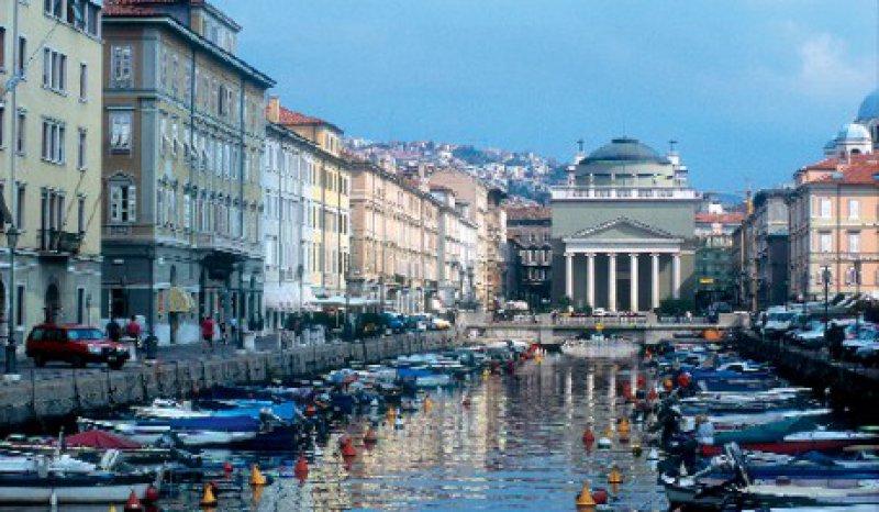 Canal Grande: ein Beispiel für gelungene klassizistische Stadtplanung Foto: picture-alliance/akg