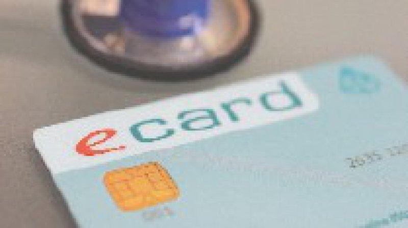 Die E-Card ist in Österreich bereits flächendeckend im Einsatz. Foto: BilderBox
