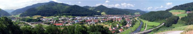 Ein Tal der Ideen: Von der Kinzig in die Welt schaffte es einst der Bollenhut. Nun ist die Region im Schwarzwald Schauplatz eines gesundheitspolitischen Großversuchs. Foto: PanoramaStudio