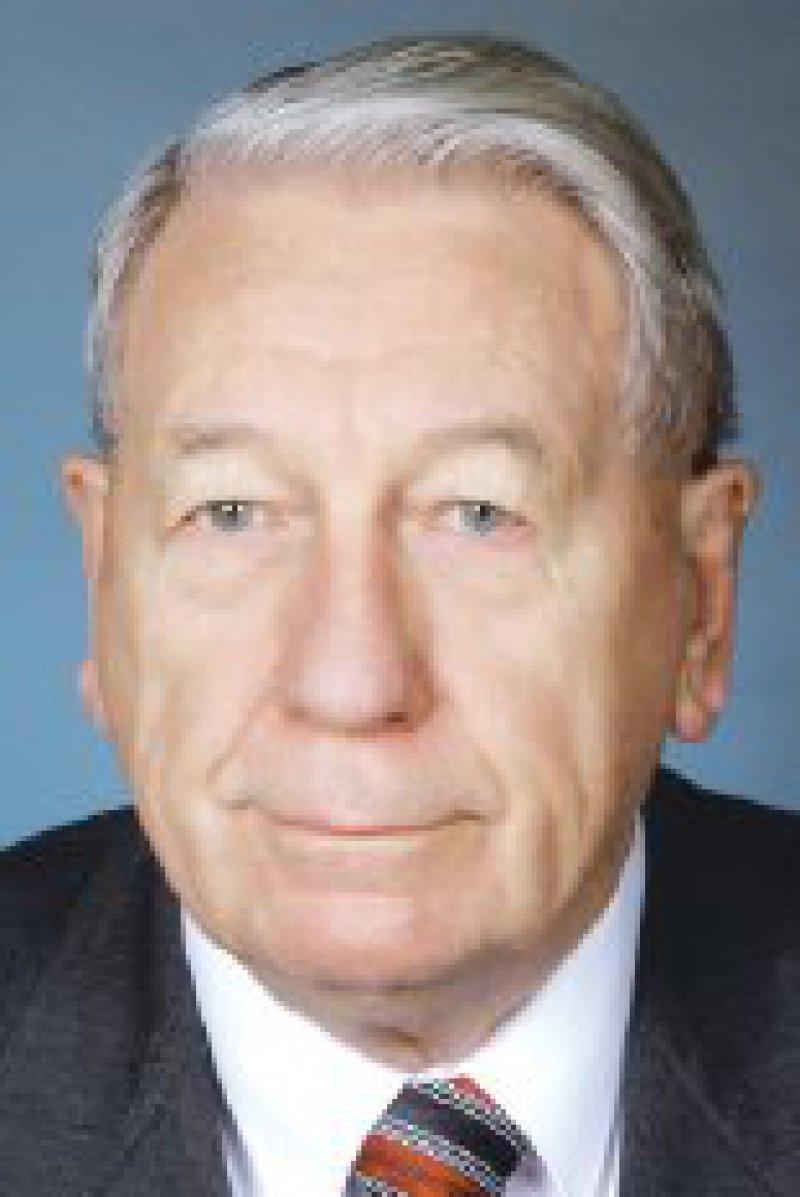 Prof. Dr. med. Rolf Bialas war Präsident der Ärztekammer Hamburg und engagierte sich in der Hamburger Landespolitik. Er setzte sich besonders für die Alterssicherung der Ärzte in Versorgungswerken ein. Foto: privat