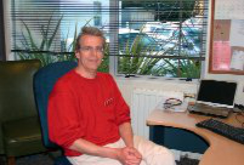 Endlich mehr Zeit fürs Wesentliche: Christian Robold, heute Medical Director des Southland- Hospizes in Invercargill, Neuseeland. Foto: privat