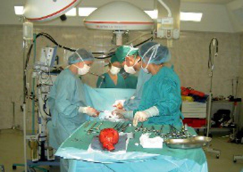Europäischer Standard wie im Krankenhaus Diospi Suyana ist sonst nur in teuren Privatkliniken anzutreffen.