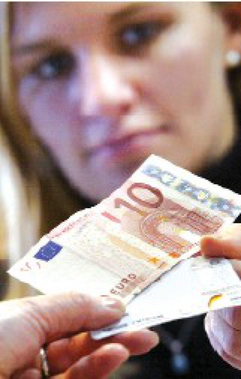 Zehn Euro pro Quartal: Das verstößt aus Sicht der Sozialrichter nicht gegen die Verfassung. Foto: ddp