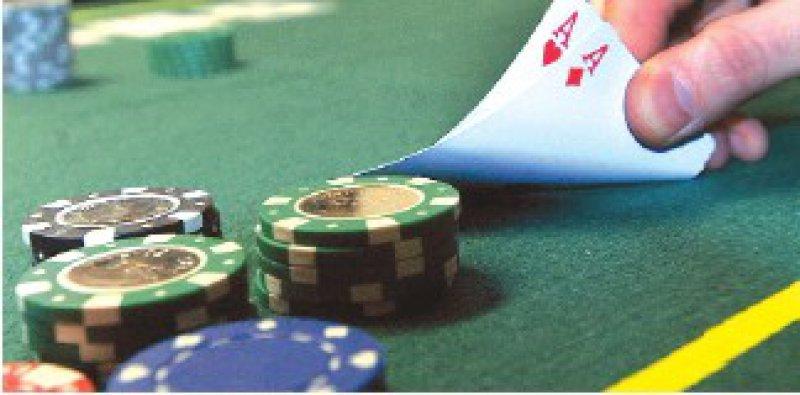 Gefährliches Zocken: Glücksspiel kann süchtig machen.Foto: picture-alliance