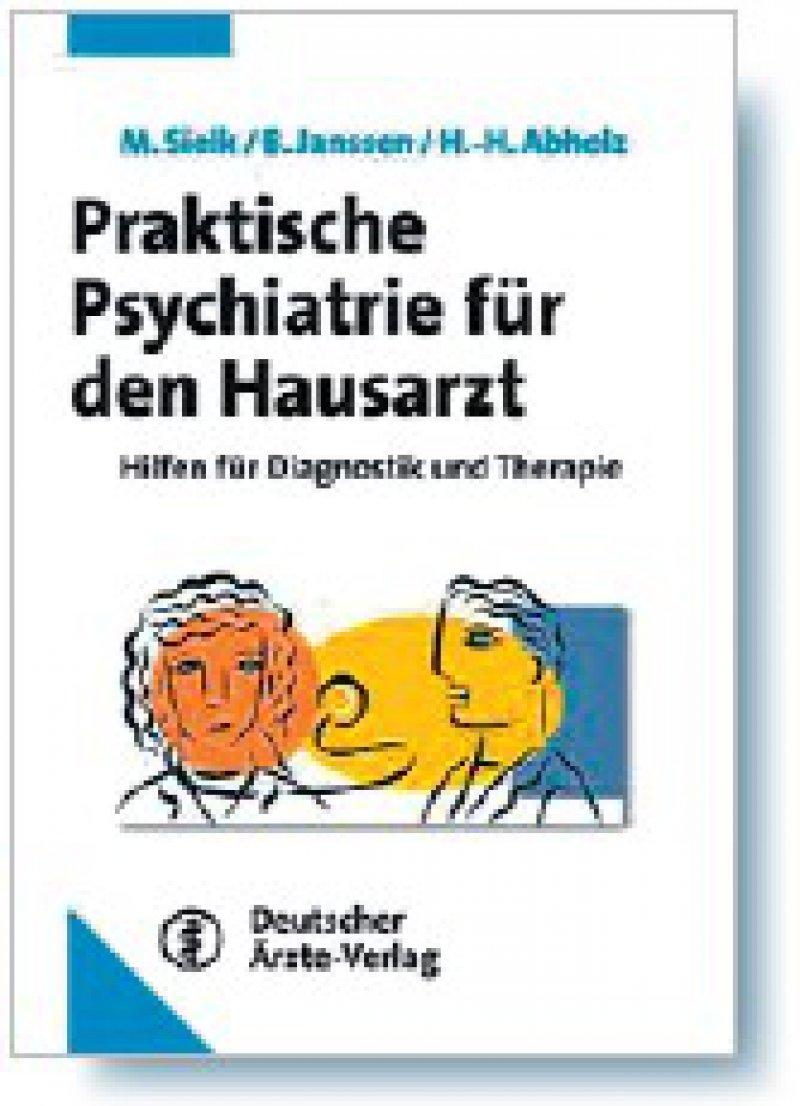 Martin Sielk, Birgit Janssen, Heinz-Harald Abholz: Praktische Psychiatrie für den Hausarzt. Hilfen für Diagnostik und Therapie. Deutscher Ärzte-Verlag, Köln 2009, 132 Seiten, kartoniert, 29,95 Euro