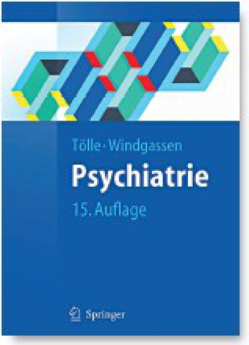 Rainer Tölle, Klaus Windgassen: Psychiatrie. 15. Auflage. Springer Medizin Verlag, Heidelberg 2009, 449 Seiten, Softcover, 39,95 Euro
