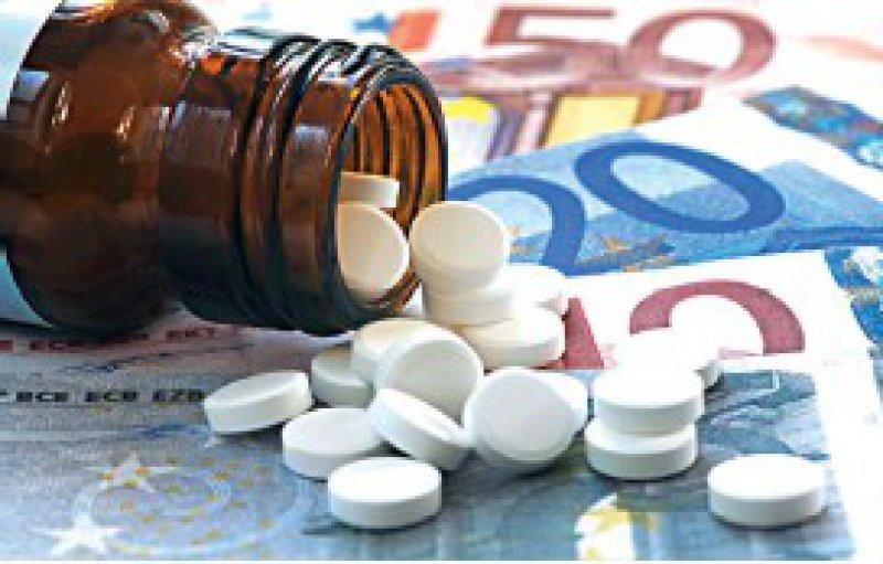 Auf Medikamente entfallen mittlerweile mehr als 18 Prozent der Krankenkassenausgaben. Foto: Keystone