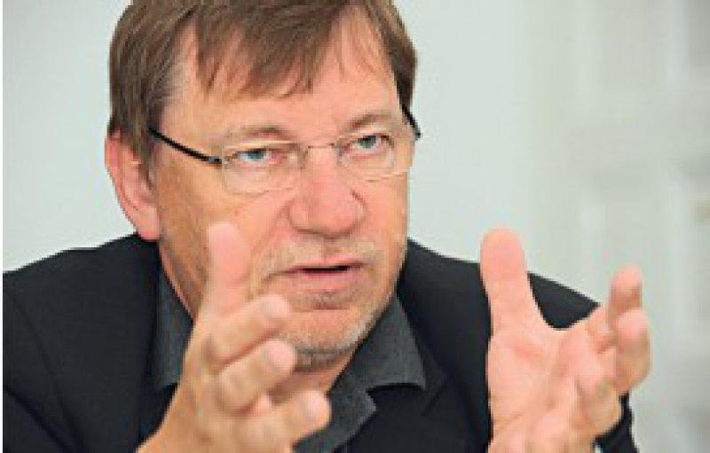 Ulrich Weigeldt, Bundesvorsitzender des Hausärzteverbandes Foto: Svea Pietschmann