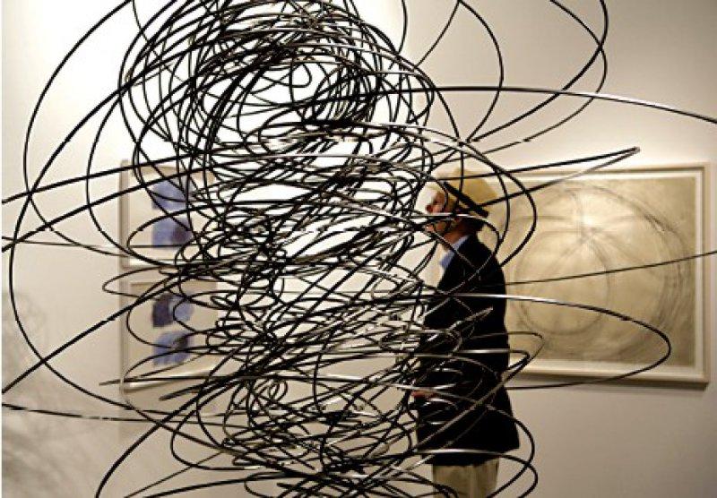 300 Händler aus 29 Ländern waren auf der diesjährigen Art Basel vertreten, unter anderem die Sean Kelly Gallery, New York. Foto: MCH Swiss Exhibition (Basel/Zurich) Ltd.