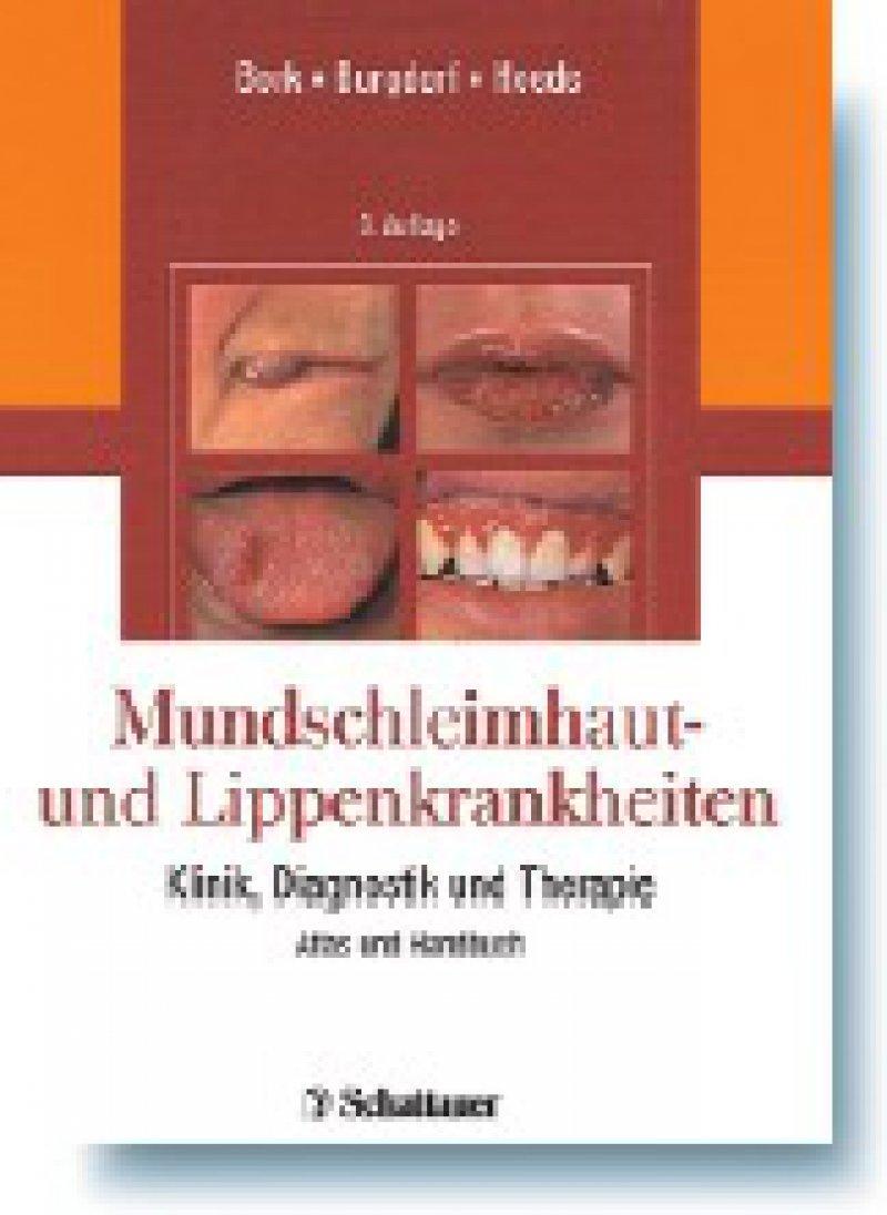 Konrad Bork,Walter Burgdorf, Nikolaus Hoede: Mundschleimhaut- und Lippenkrankheiten. 3. Auflage, Schattauer, Stuttgart 2008, 448 Seiten, gebunden, 249 Euro