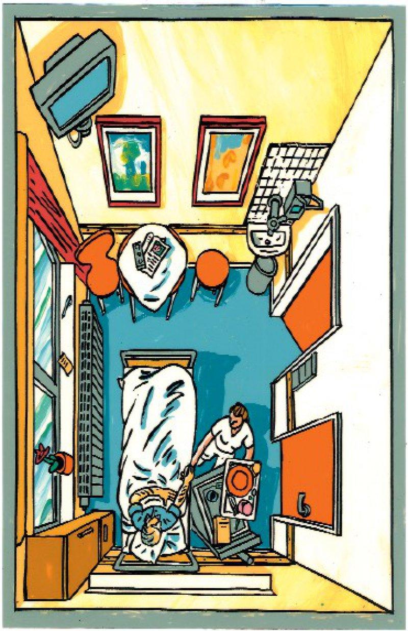 Zeichnung: Elke R. Steiner