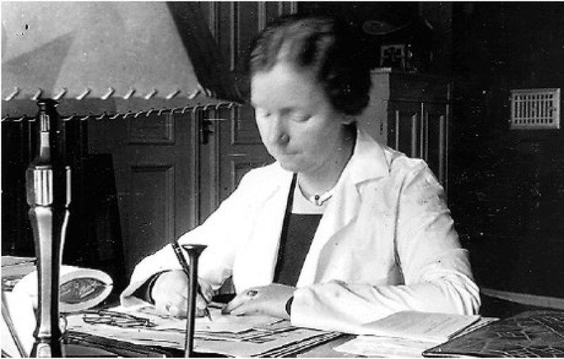 Hedwig Ewer überwand massive Widerstände auf ihrem Weg, Ärztin zu werden. Foto: Privat