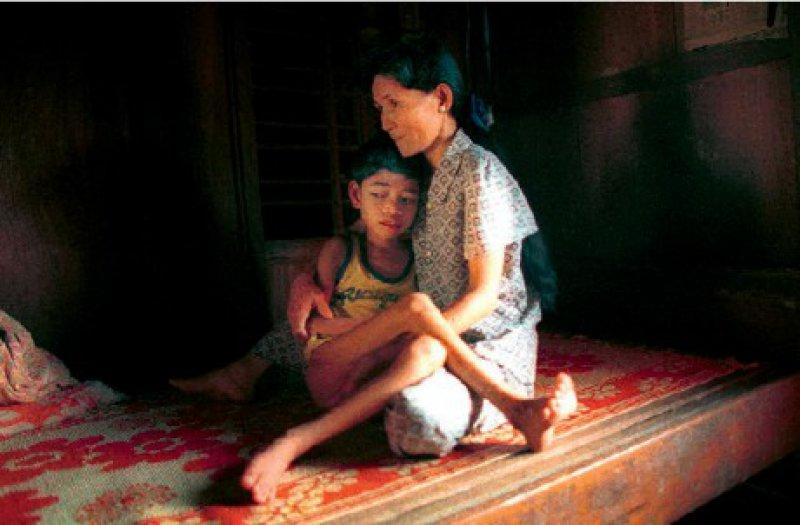 Ausgeschlossen. Die vietnamesische Regierung kümmert sich kaum um Menschen mit Behinderungen. Innerhalb der Gesellschaft werden sie stigmatisiert und ausgegliedert.