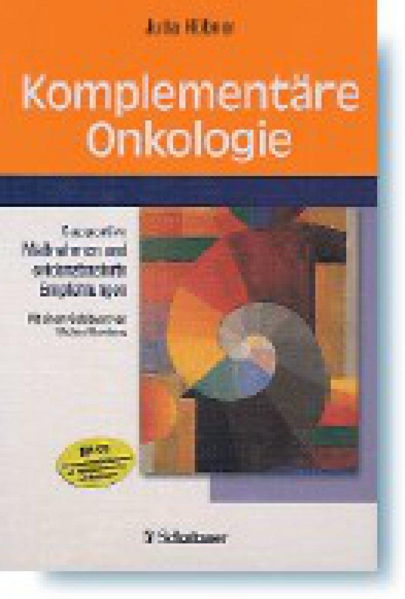 Jutta Hübner: Komplementäre Onkologie. Schattauer, Stuttgart 2008, 384 Seiten, gebunden, mit CD-ROM, 69 Euro