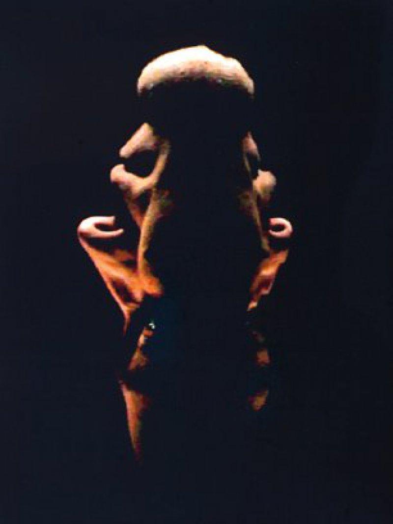"""Sol Lyfond """"Image"""". Still aus dem gleichnamigen Video, Farbfoto 51,8 × 38,8 cm, rückseitig signiert, betitelt und datiert 2006. Dauer des Videos 2: 20´ Minuten, auf Wiederholung programmiert, Auflage zehn Exemplare, signiert, nummeriert und datiert 2003. Foto: Sol Lyfond"""