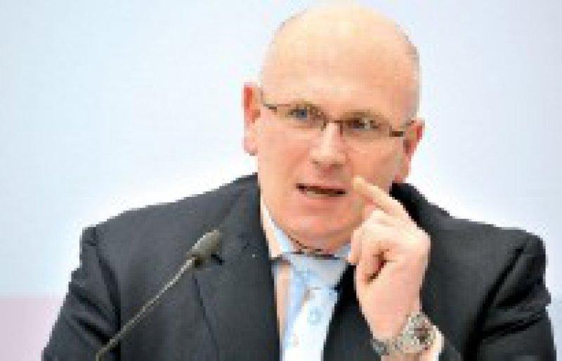 KBV-Chef Andreas Köhler kämpft vehement für Nachbesserungen bei der Honorarreform der Kassenärzte. Foto: Georg J. Lopata