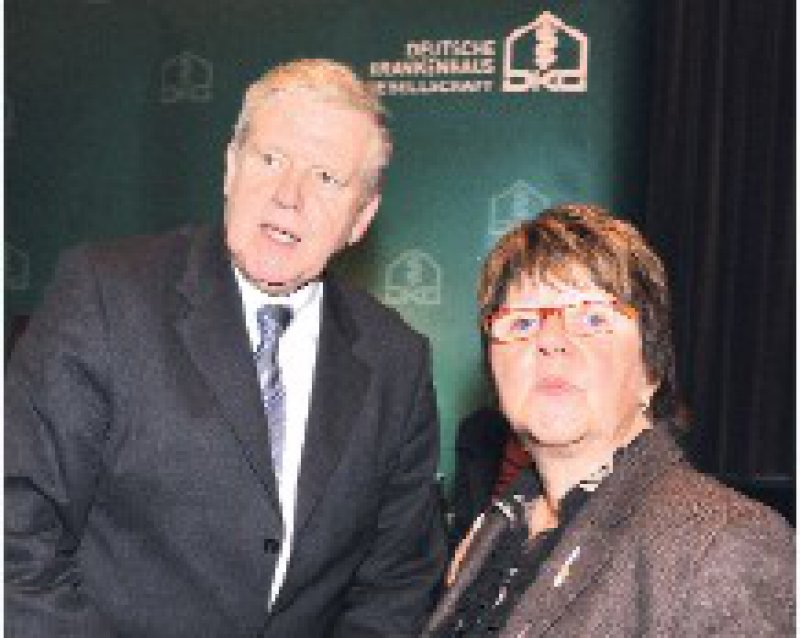 Wegen Unstimmigkeiten mit der DKG schickte Ulla Schmidt ihre Staatssekretärin Marion Caspers-Merk. Foto: Georg J. Lopata