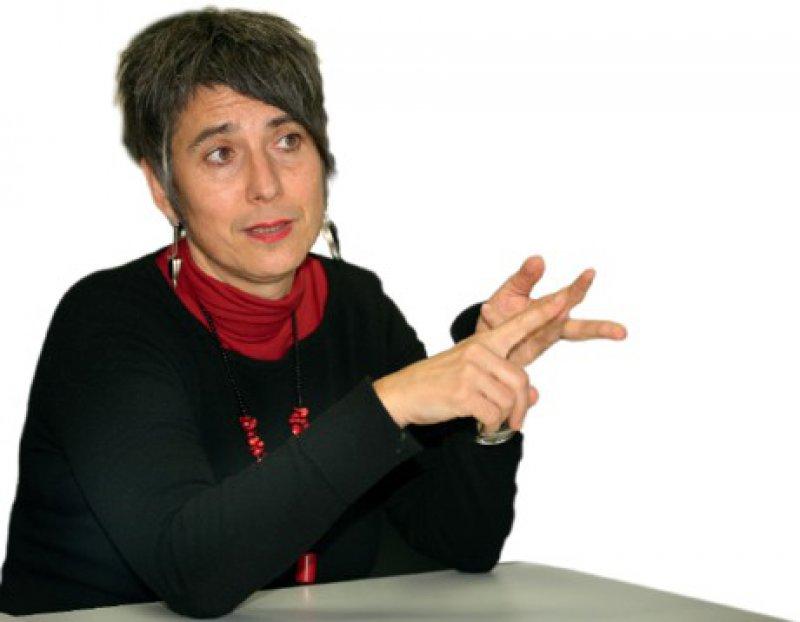 Trägerin des alternativen Nobelpreises: Monika Hauser ist Gynäkologin. Unter dem Eindruck des Bosnienkrieges gründete sie 1993 Medica mondiale.