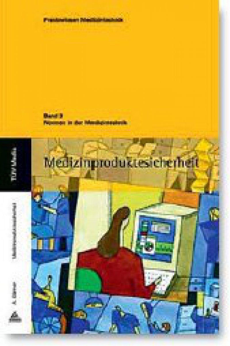 Armin Gärtner: Medizinproduktesicherheit. Band 3: Normen in der Medizintechnik. Praxiswissen Medizintechnik. TÜV Media GmbH, Köln 2009, 221 Seiten, kartoniert, 24,80 Euro