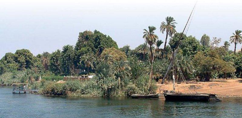"""""""Ägypten ist ein Geschenk des Nil"""": Das Leben richtet sich noch immer nach seinen Vorgaben."""