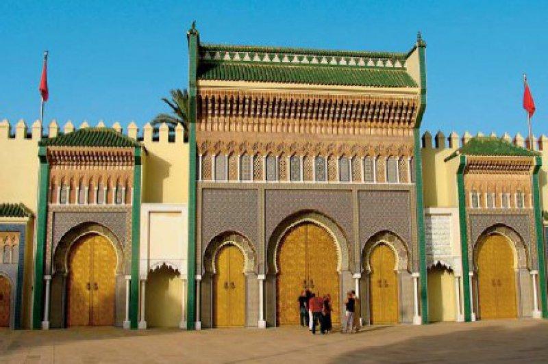 Königspalast in Fes, Marokko Foto: Studiosus Gruppenreisen GmbH
