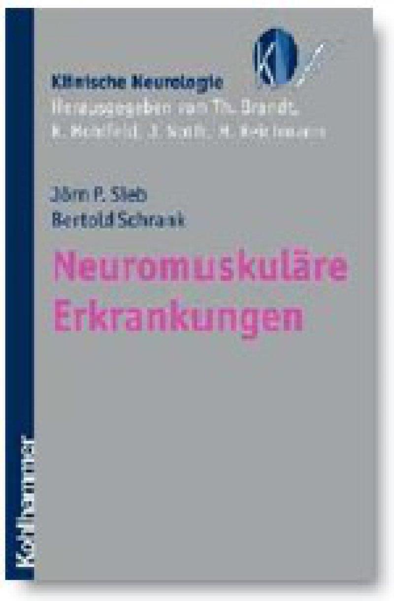 Jörn P. Sieb, Berthold Schrank: Neuromuskuläre Erkrankungen. Kohlhammer, Stuttgart 2009, 332 Seiten, kartoniert, 59,90 Euro