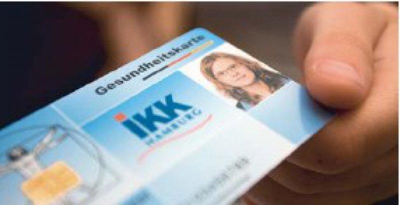 """1,8 Millionen Versicherte hat die neue """"IKK classic"""" mit Sitz in Dresden. Foto: dpa"""