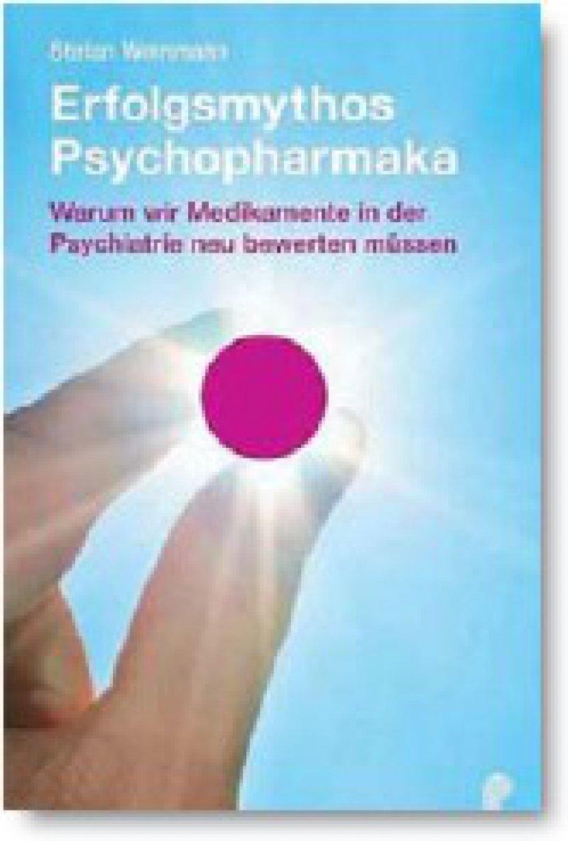 Stefan Weimann: Erfolgsmythos Psychopharmaka. Psychiatrie-Verlag, Bonn 2008, 264 Seiten, gebunden, 29,95 Euro