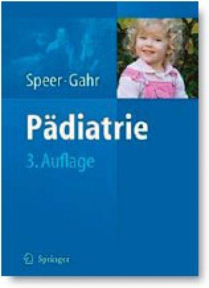 Christian P. Speer, Manfred Gahr: Pädiatrie. Springer-Lehrbuch. 3. Auflage. Springer Medizin Verlag, Heidelberg 2009, 1094 Seiten, gebunden, 99,95 Euro