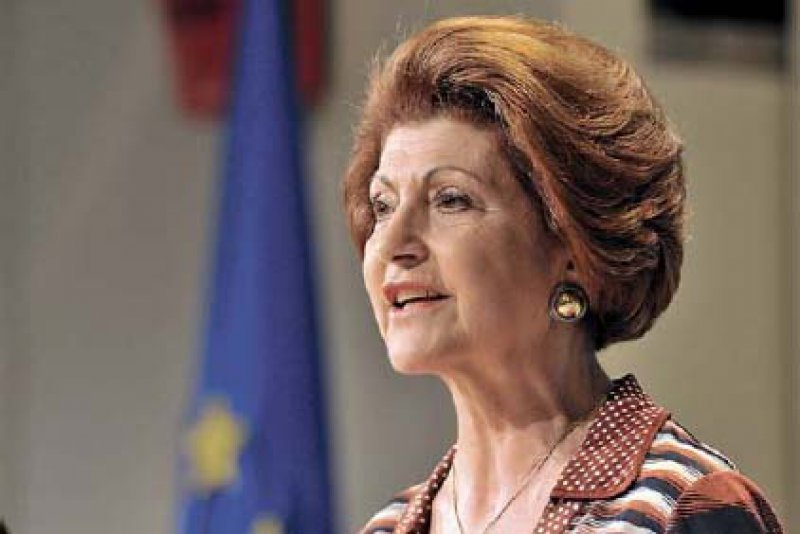 Wehrt sich gegen Kritik: Androulla Vassiliou zieht eine positive Bilanz der EU-Gesundheitspolitik. Die Zypriotin wechselt in der neuen Kommission ins Ressort Bildung und Kultur. Foto: Europäische Kommission