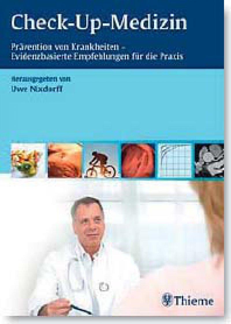 Uwe Nixdorff (Hrsg.): Check-Up-Medizin. Thieme, Stuttgart 2009, 392 Seiten, gebunden, 99,95 Euro