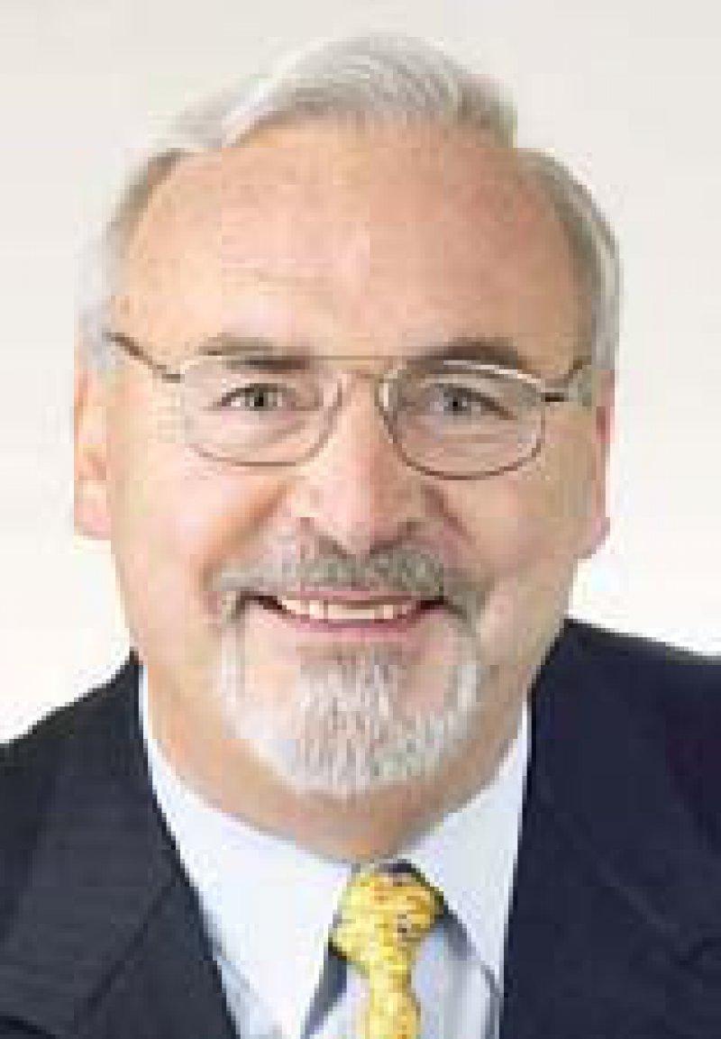 Wolfgang Zöller. Foto: CSU