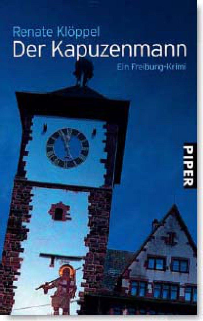 Renate Klöppel: Der Kapuzenmann. Piper, München 2009, 240 Seiten, kartoniert, 7,95 Euro