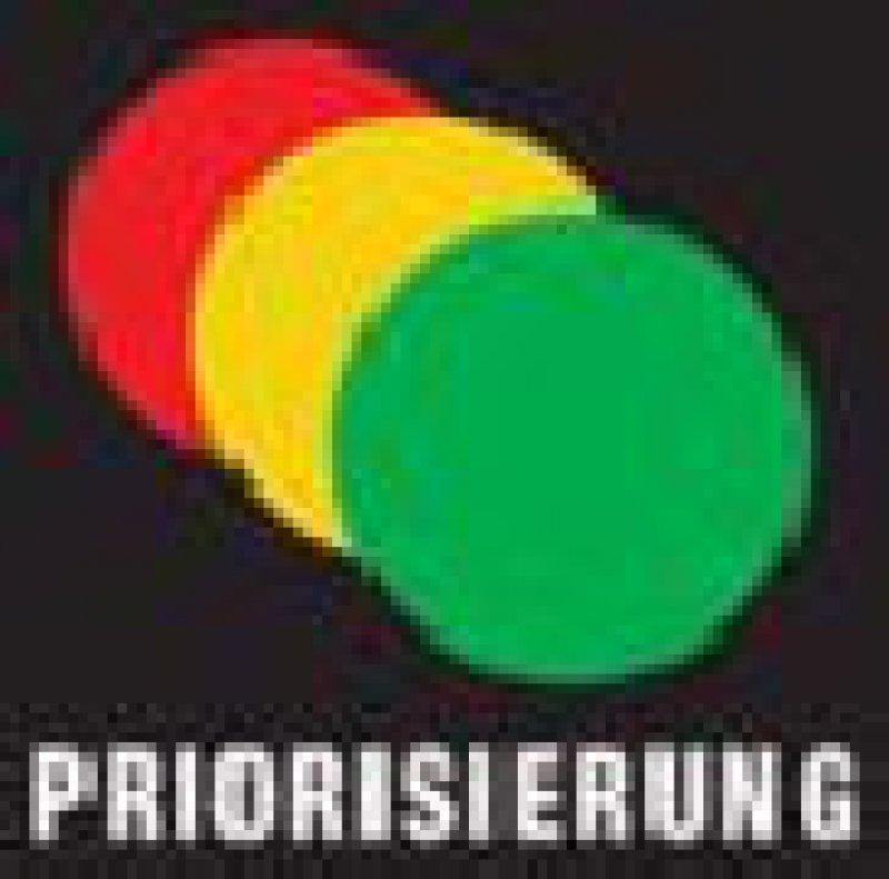 DÄ-Serie zur Priorisierung: Das Ampelsymbol steht für die Vorrangigkeit von Leistungen.
