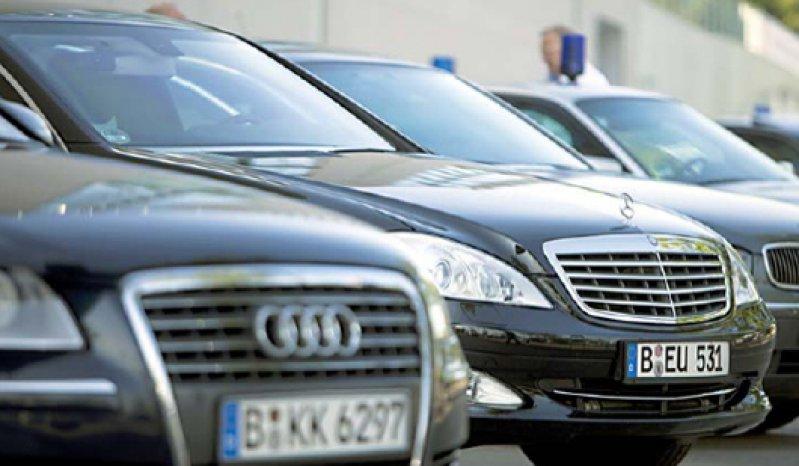 Keine Dienstwagenaffäre: Im neuen Gesundheitshaushalt wurden die Mittel für Dienstwagen gekürzt. Foto: dpa