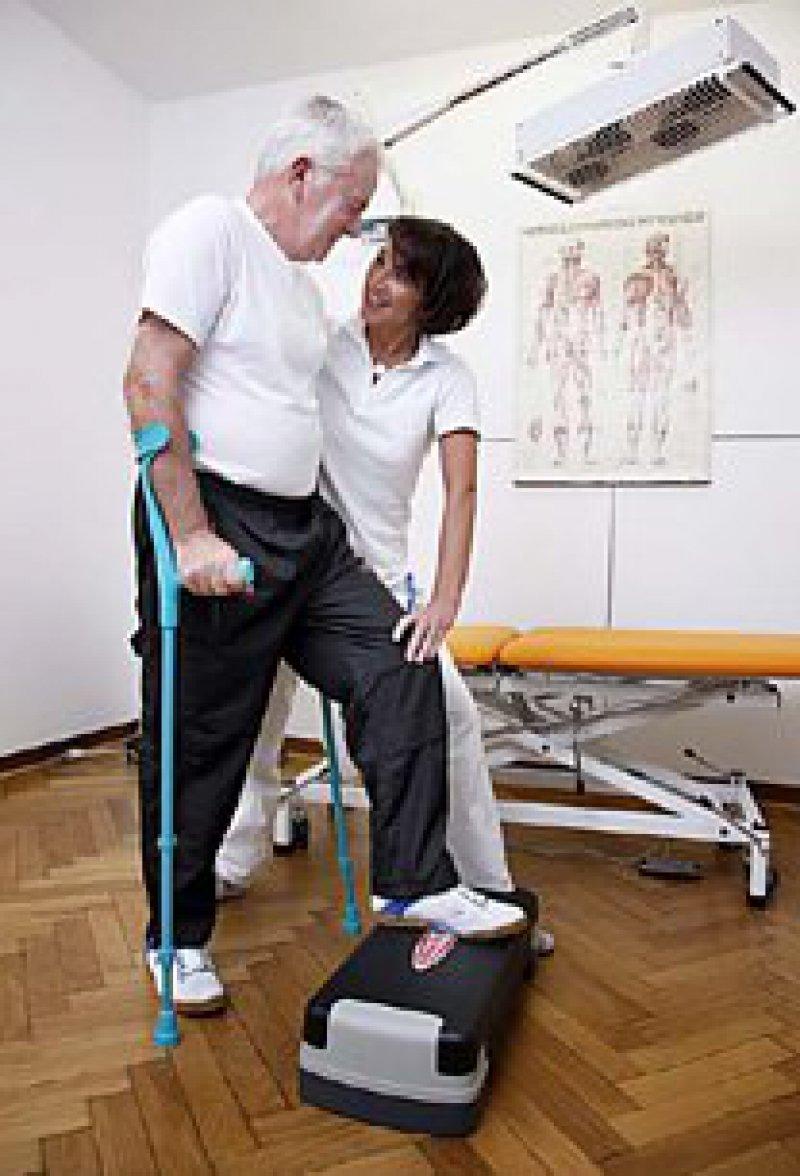 Die Zufriedenheit der Patienten ist in ambulanten Einrichtungen mit der in Rehakliniken vergleichbar. Foto:Vario