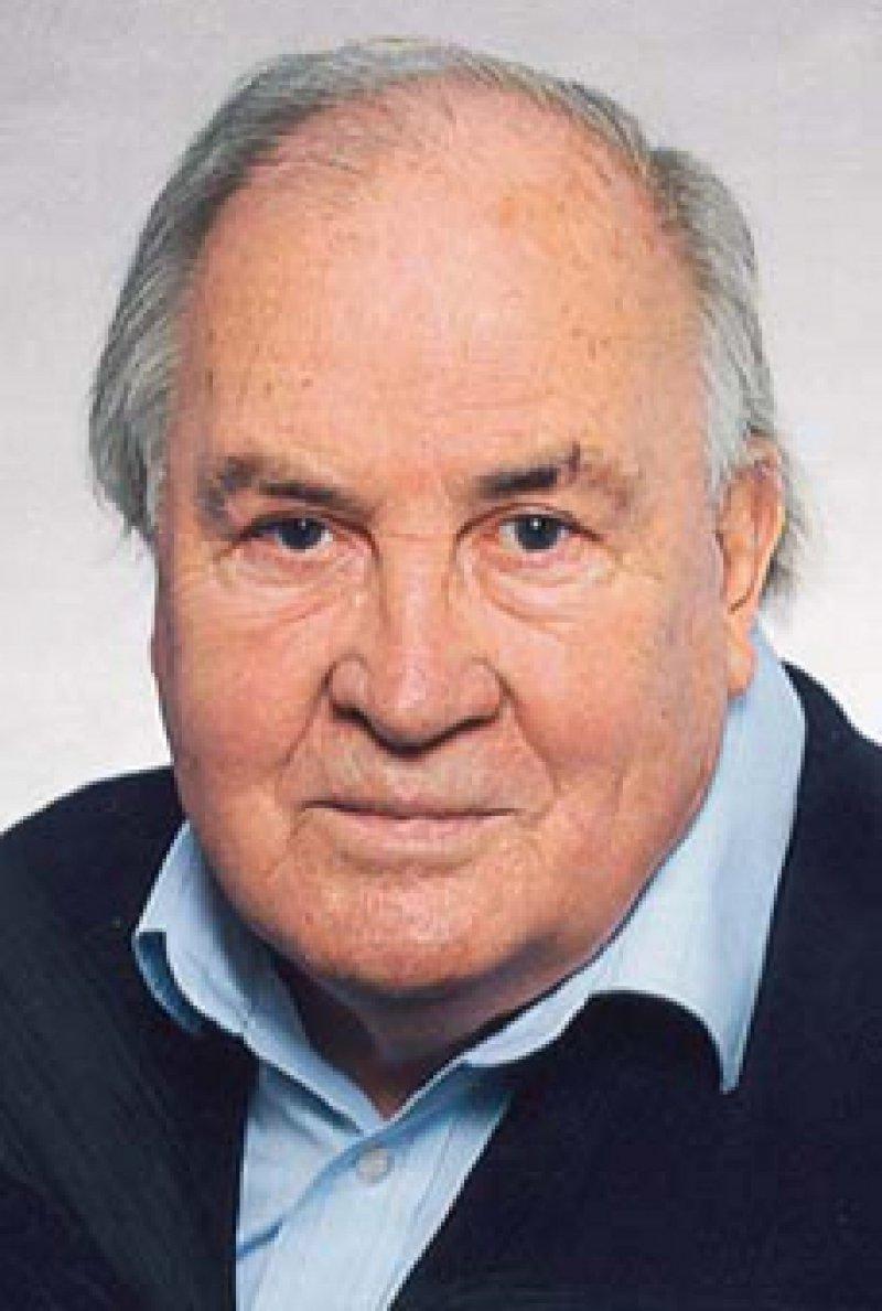Prof. Dr. med. Eduard Seidler leitete viele Jahre das Institut für Geschichte der Medizin an der Universität Freiburg. Er beschäftigte sich intensiv mit der Rolle der Medizin in der NS-Zeit. Foto: privat