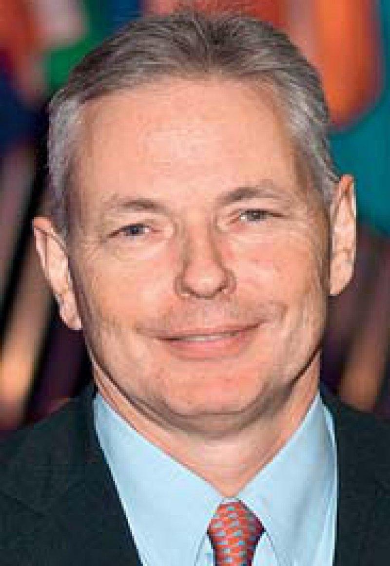 Stefan Zeuzem. Foto: Wissenschaftsrat