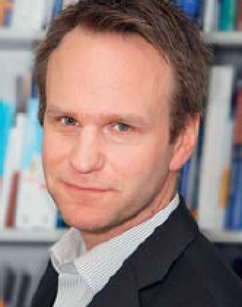 Jens Flintrop. Redakteur für Gesundheits- und Sozialpolitik