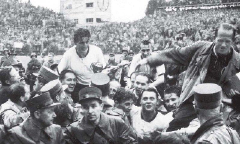 Fussballweltmeisterschaft 1954 Die Virushepatitis Der