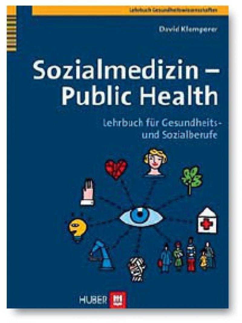 David Klemperer: Sozialmedizin – Public Health. Lehrbuch für Gesundheits- und Sozialberufe. Huber, Bern 2010, 336 Seiten, kartoniert, 24,95 Euro