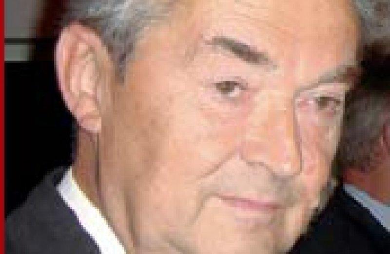 Peter von Wichert, Emer. Direktor der Medizinischen Poliklinik der Philipps-Universität Marburg