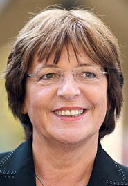 Ulla Schmidt. Foto: ddp