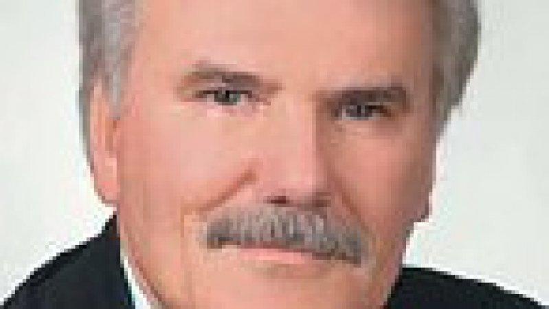 Dr. med. Hans-Joachim Helming, Vorstand der KV Brandenburg