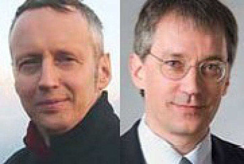 Prof. Dr. med. Dr. rer. pol. Konrad Obermann, Dr. phil. Peter Müller