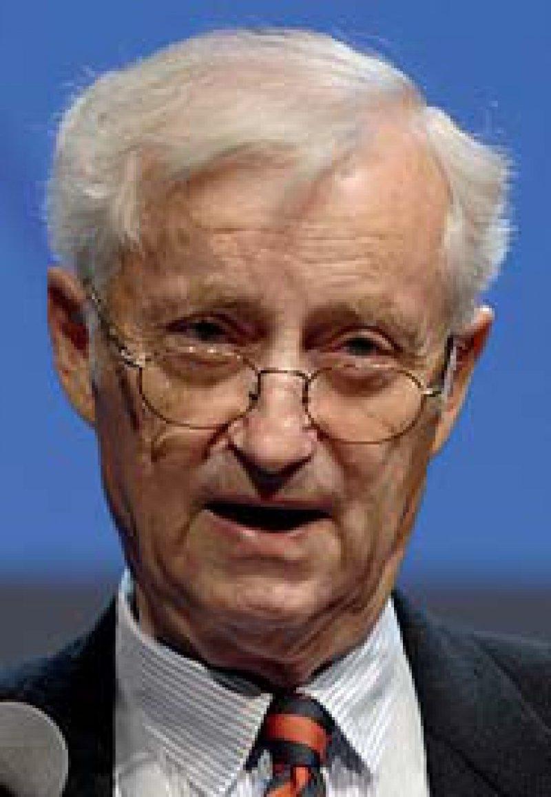 Peter C. Scriba. Foto: Jürgen Gebhardt