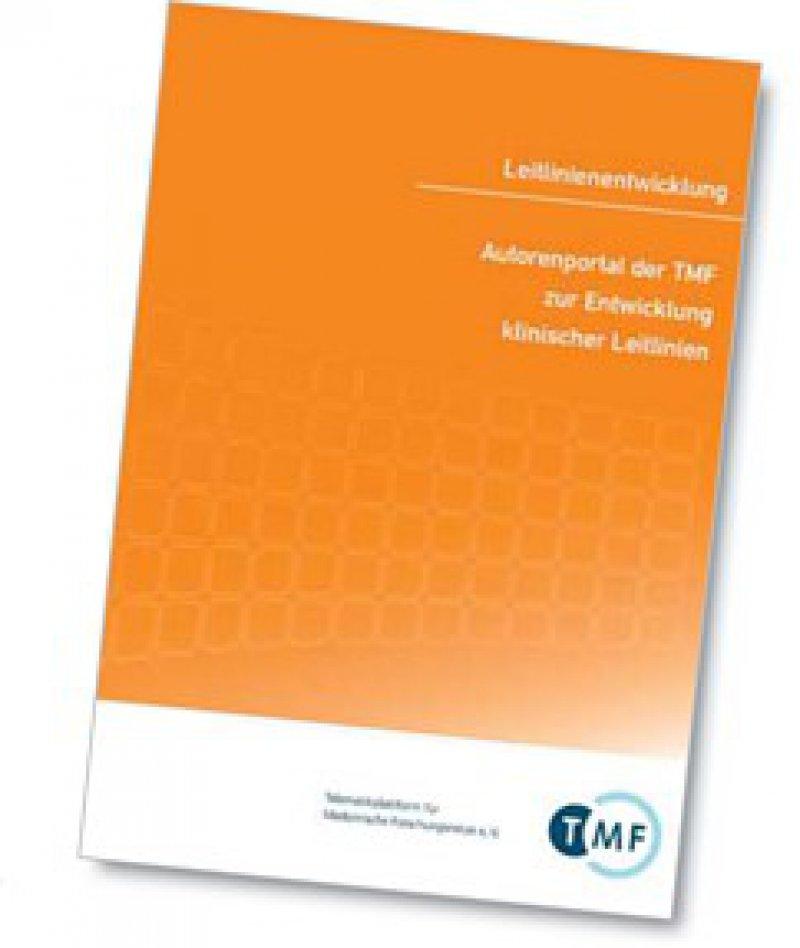 Eine Informationsbroschüre zum Leitlinienportal ist online abrufbar unter www.leitlinienentwicklung.de.