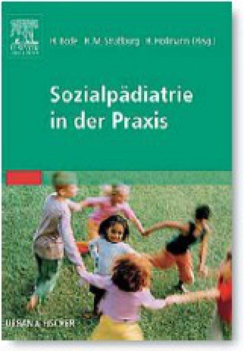 Harald Bode, Hans Michael Straßburg, Helmut Hollmann (Hrsg.): Sozialpädiatrie in der Praxis. Urban & Fischer, München 2009, 444 Seiten, kartoniert, 59,95 Euro