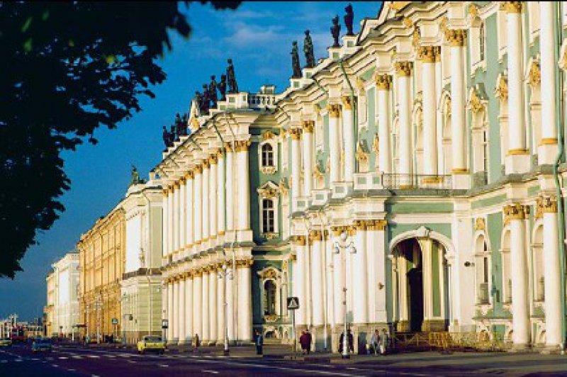 Sankt Petersburg: Winterpalast Foto: Marco Polo