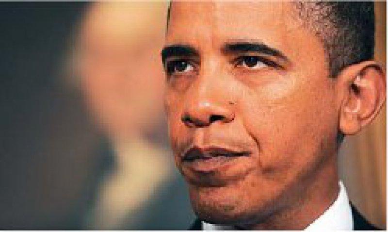 Verliert an Zuspruch: US-Präsident Barack Obama. Foto: action press
